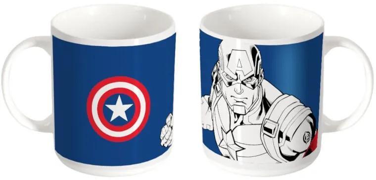 Cana Avengers 320 ml captain america