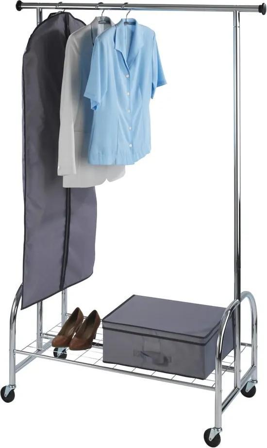 Suport haine și raft pentru încălțăminte Wenko Profi