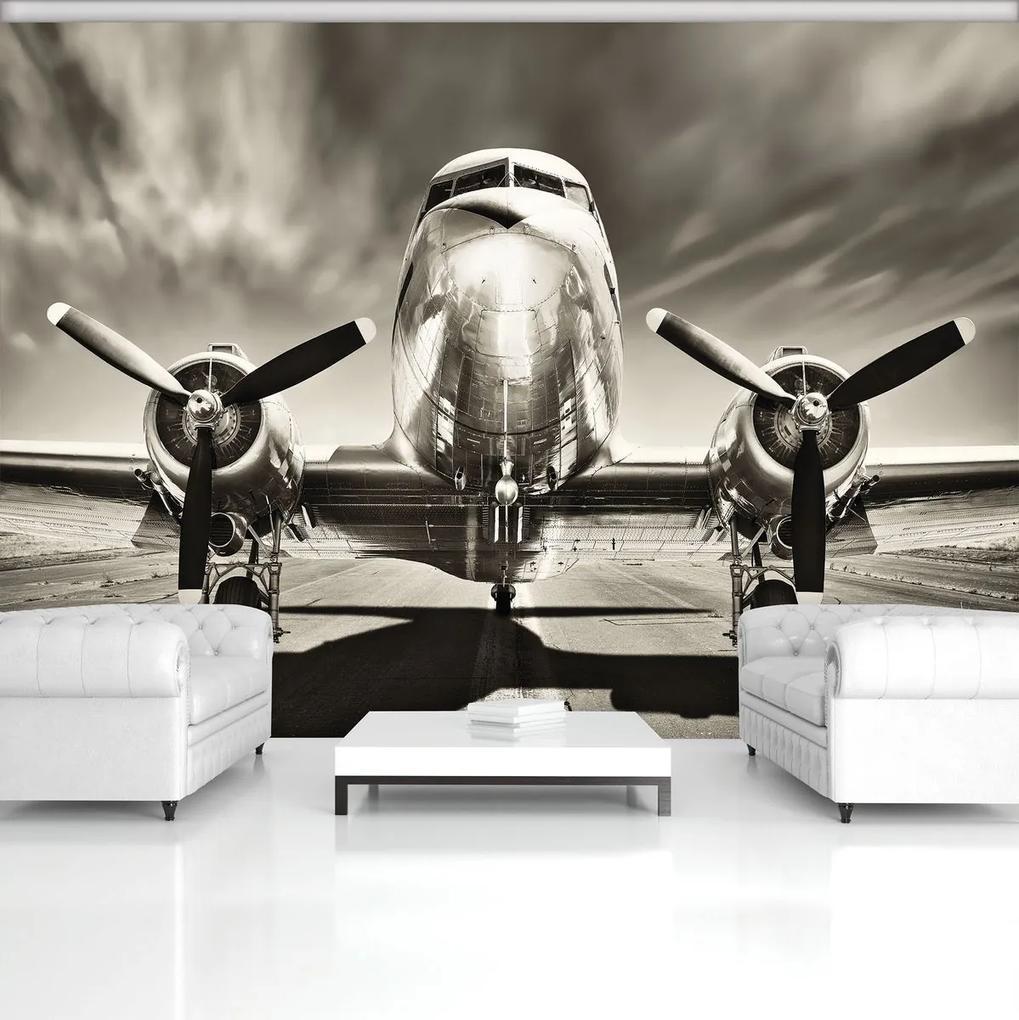Fototapet - Avion (152,5x104 cm), în 8 de alte dimensiuni noi