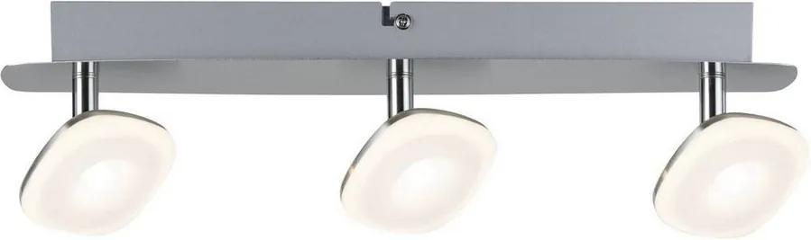 Paulmann 66652 - LED Lampă spot SQUARELENSE 3xLED/3,2W/230V