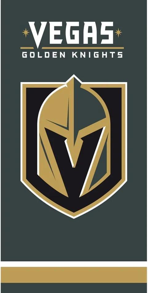 Prosop NHL Vegas Golden Knights, 70 x 140 cm