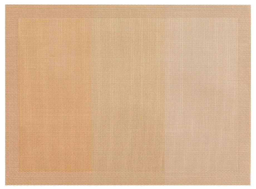 Șervet decorativ Tiseco Home Studio Jacquard, 45 x 33 cm, maro