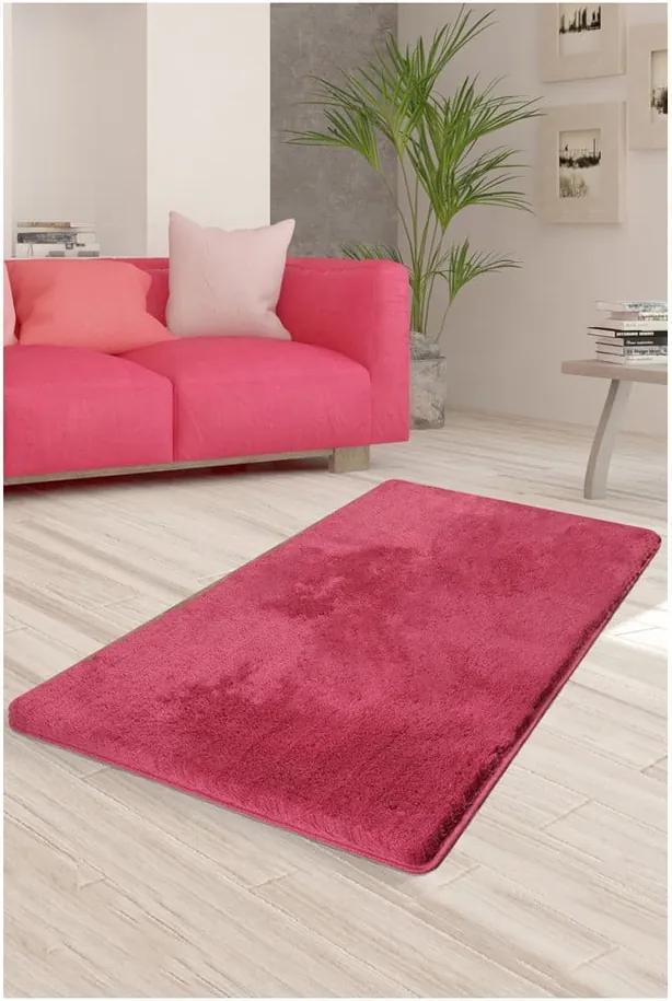 Covor Milano, 140 x 80 cm, roz