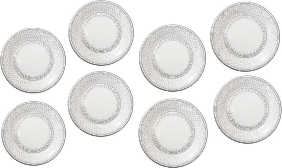 Set 8 farfurii de hârtie Talking Tables Large One, ⌀ 28 cm