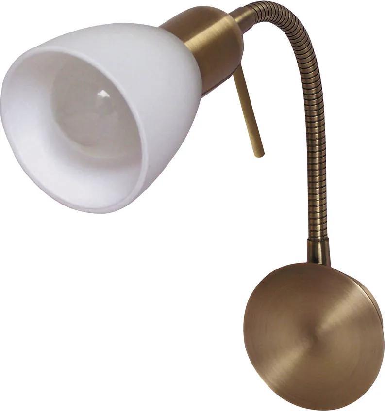 Rábalux 6320 Aplice cu brațe Soma bronz metal E14 1x MAX 40W IP20