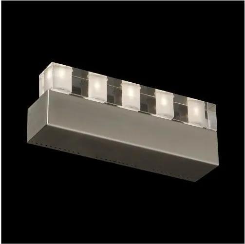 Luxera 46009 - Corp de iluminat perete EDGAR 5xG4/10W/230V