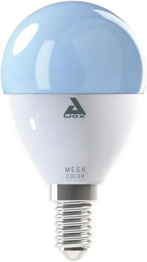 Bec LED RGB P50 E14/5W/230V - Eglo 11672