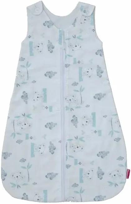 KidsDecor - Sac de dormit fara maneci Somnorosul koala 60 cm din Bumbac, 60x23 cm, 0-3 luni, Tog 1.0, Albastru