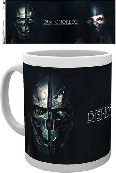 DISHONORED 2 - Faces Cană