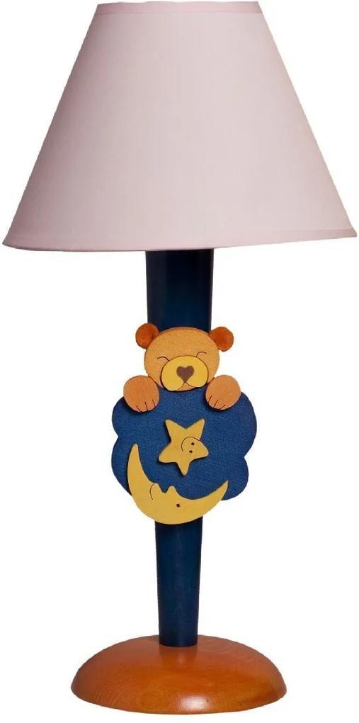 Veioză copii cu jucărie Ursuleţ