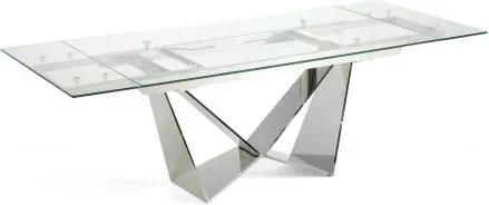 Masa dining extensibila design ultra-modern Sonia, 160-220x90cm