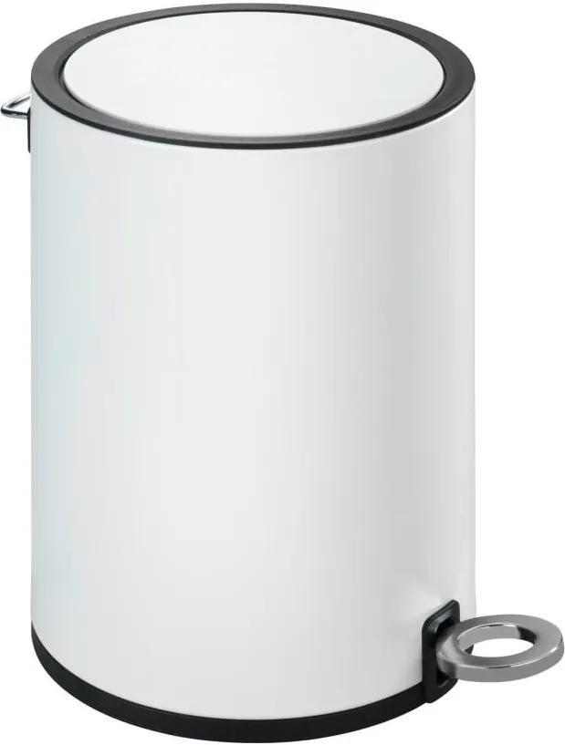 Coș deșeuri Wenko Monza, alb