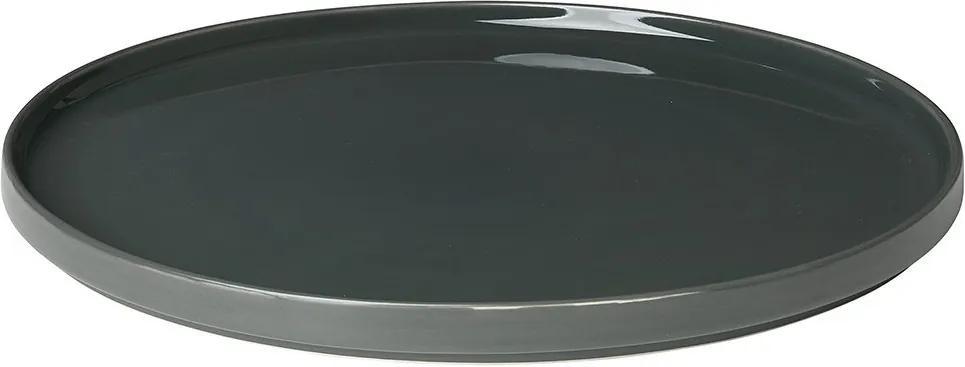 Platou servire Agave green - 35 cm