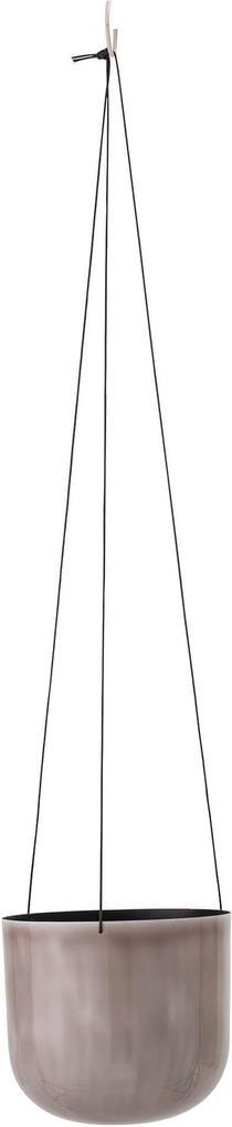 Ghiveci Suspendat Maro - Metal Maro Diametru(19 cm) x Lungime(95 cm) x Inaltime(18 cm)