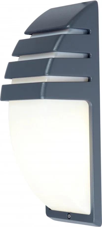 Lutec 5183601118 Aplice pentru iluminat exterior CITY gri închis aluminiu IP44 A