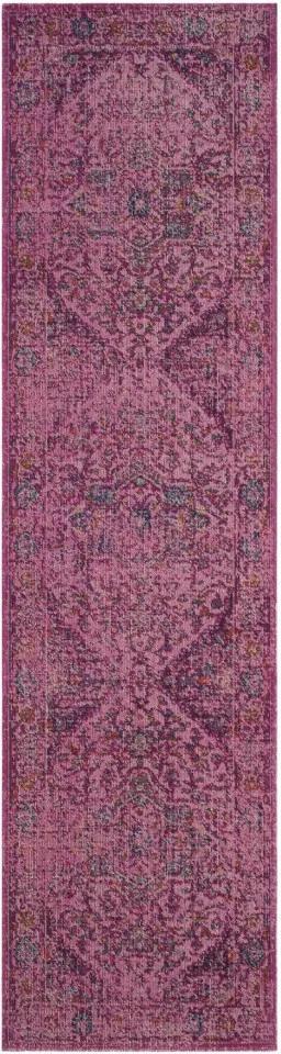 Traversa Alvita, roz, 66 x 243 cm