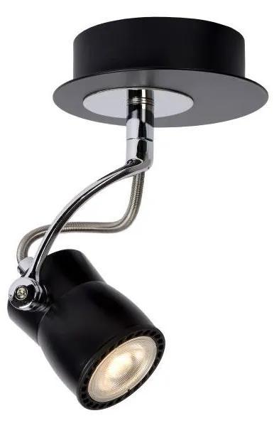 Lucide 16955/05/30 - Lampa spot LED SAMBA 1xGU10/4,5W/230V neagra
