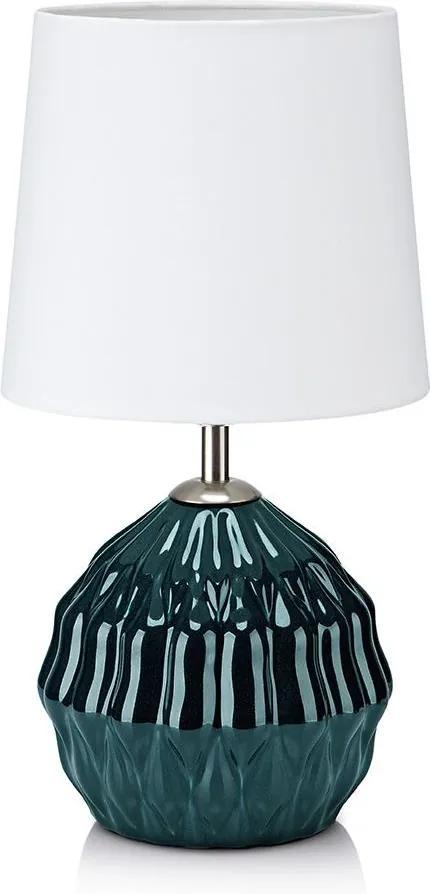 Markslöjd 106882 - Lampă de masă LORA 1xE14/40W/230V verde
