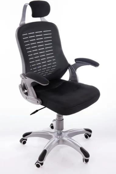 Scaun de birou ergonomic SCB 33 Gri