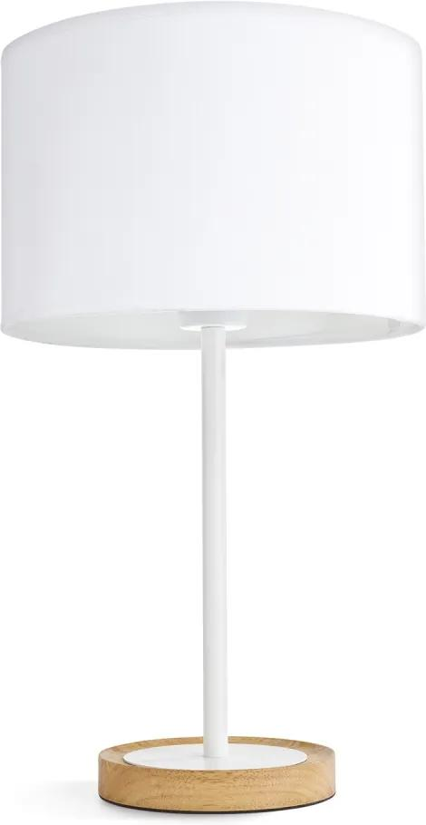 Philips 36017/38/E7 - Lampa de masa MYLIVING LIMBA 1xE27/40W/230V
