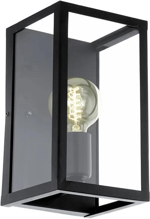 Eglo 49394 - Corp de iluminat perete CHARTERHOUSE 1xE27/60W/230V