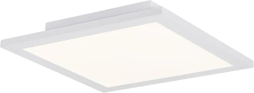 Globo 41604D1 Panel LED ROSI alb aluminiu LED - 1 x 18W 1440lm 3000K IP20 A