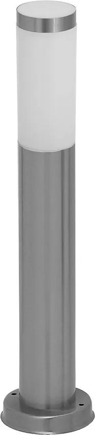 Rábalux 8263 Lampadare exterior Inox torch oțel inoxidabil metal E27 1x MAX 25W IP44