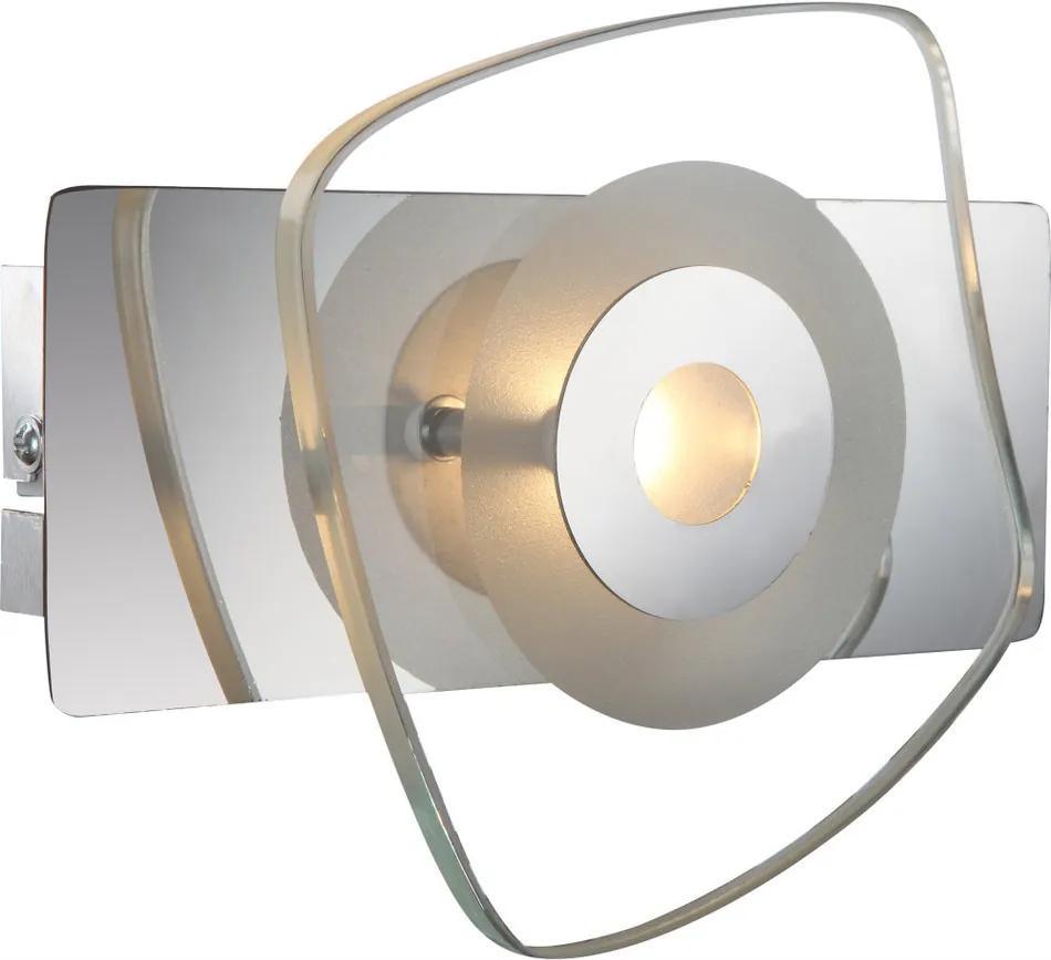 Globo ZARIMA 41710-1 Aplice perete 1 x max. 4,5W 360lm 3000K IP20 A
