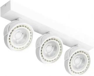 AZzardo Jerry 3 White LED  LL110152+GM4302-230V