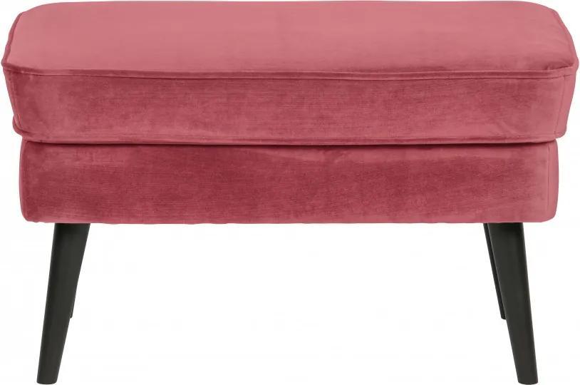 Taburet tapitat Rocco roz