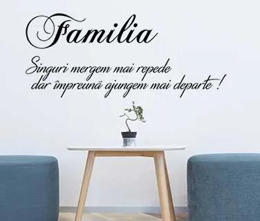 Familia -  Stickere Decorative BeeStick
