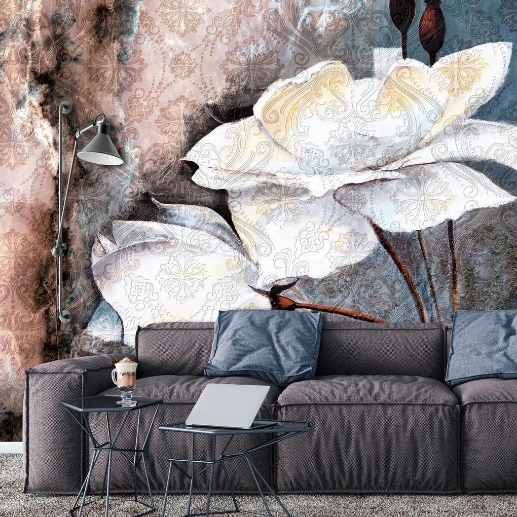 Fototapet - Flori Art (152,5x104 cm), în 8 de alte dimensiuni noi