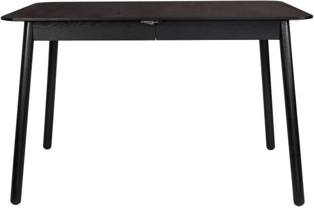 Masă extensibilă Zuiver Glimps, 120 x 80 cm, negru