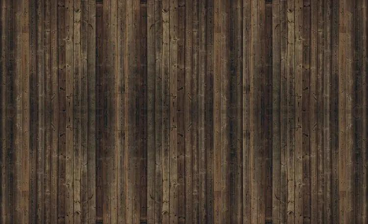 Wood Planks Fototapet, (104 x 70.5 cm)