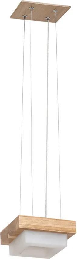 LED Lustră pe cablu OSLO LED/12W/230V