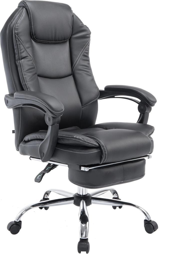 Scaun directorial cu suport picioare, SIB 72001