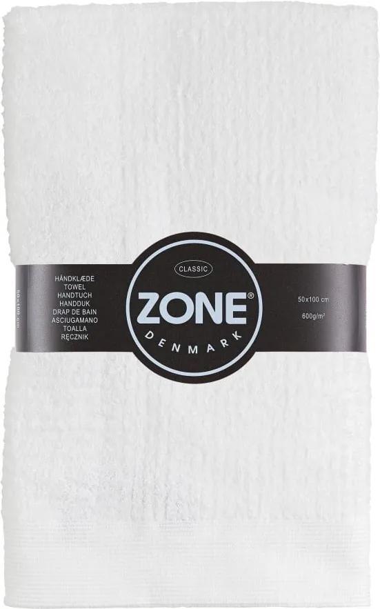 Prosop Zone Classic, 50 x 100 cm, alb
