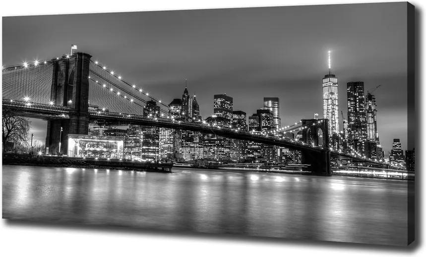 Print pe pânză Podul brooklyn