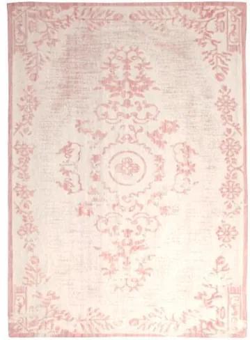 Covor din lana Oase 200x290 cm - roz