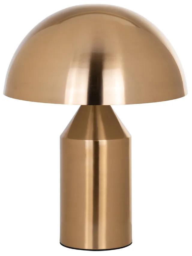 Lampa de birou aurie Alicia