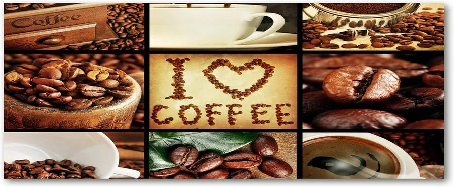 Tablou acrilic Colaj de cafea