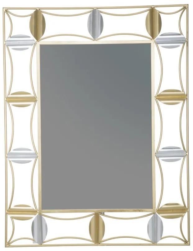 Oglinda de perete GLAM LEAF, 86X3X112 cm, Mauro Ferretti