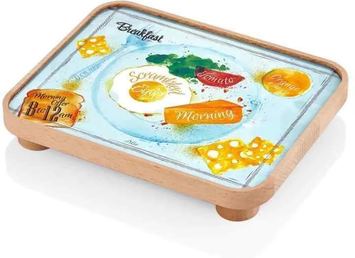 Platou Breakfast 20 x 15 cm