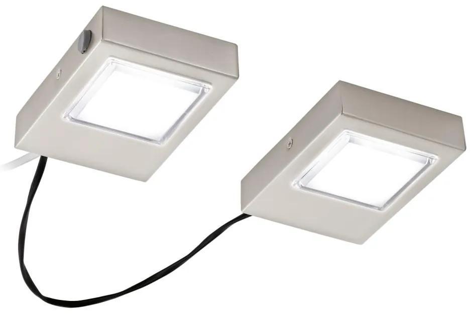 Eglo 94516 - SET 2x Corp de iluminat LED pentru bucatarie LAVAIO 2xLED/3,7W/230V