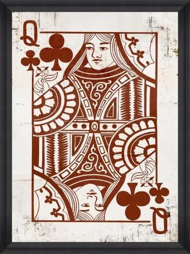 Tablou Framed Art Play Cards I