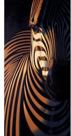 Tablou Zebra I 75x150cm