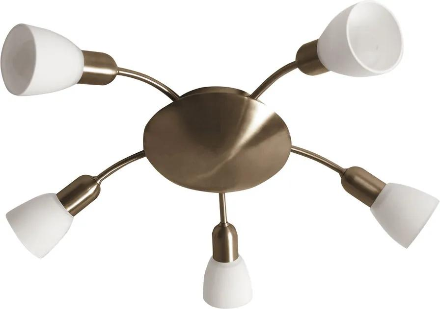 Rábalux Soma 6310 Plafoniere bronz metal E14 5x MAX 40W IP20