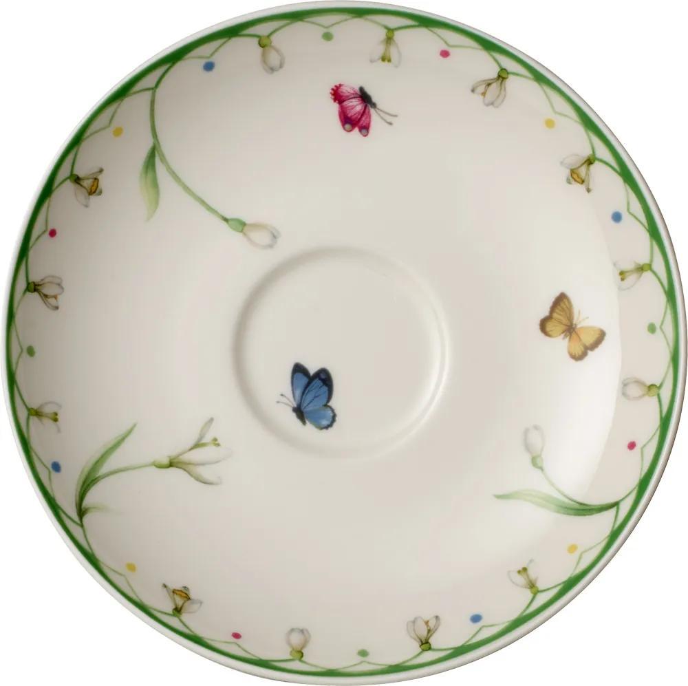 Farfurioară pentru cafea, colecția Colourful Spring - Villeroy & Boch