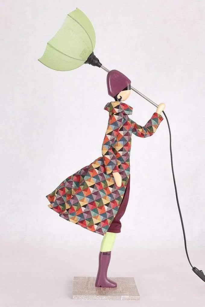 Skitso Girls Bo Lampa - 85 cm