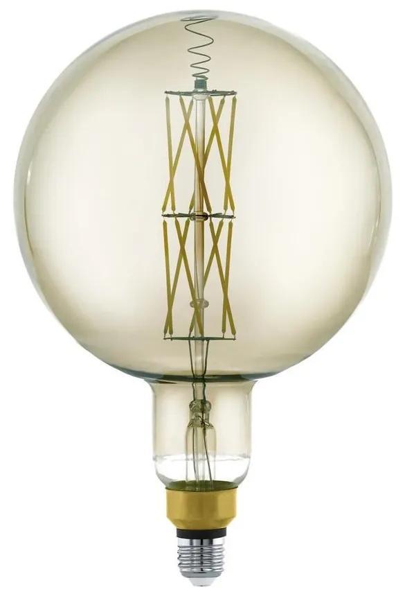 Bec dimmabil LED VINTAGE E27/8W/230V 3000K - Eglo 11845